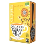 Clipper Indian Chai The, Organic