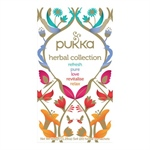 Pukka Te Herbal Collection sampak