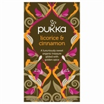 Pukka Te Licorice & Cinnamon The